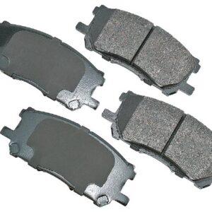 тормозные колодки для LEXUS 570