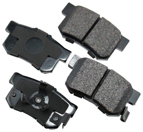 Volvo S60 Brake Pads: Akebono ACT1086 ProACT Ultra-Premium Ceramic Rear Brake