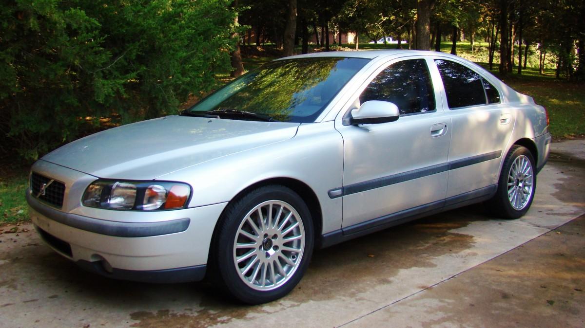 2001 Volvo S60 2 4t Aftermarket Garage