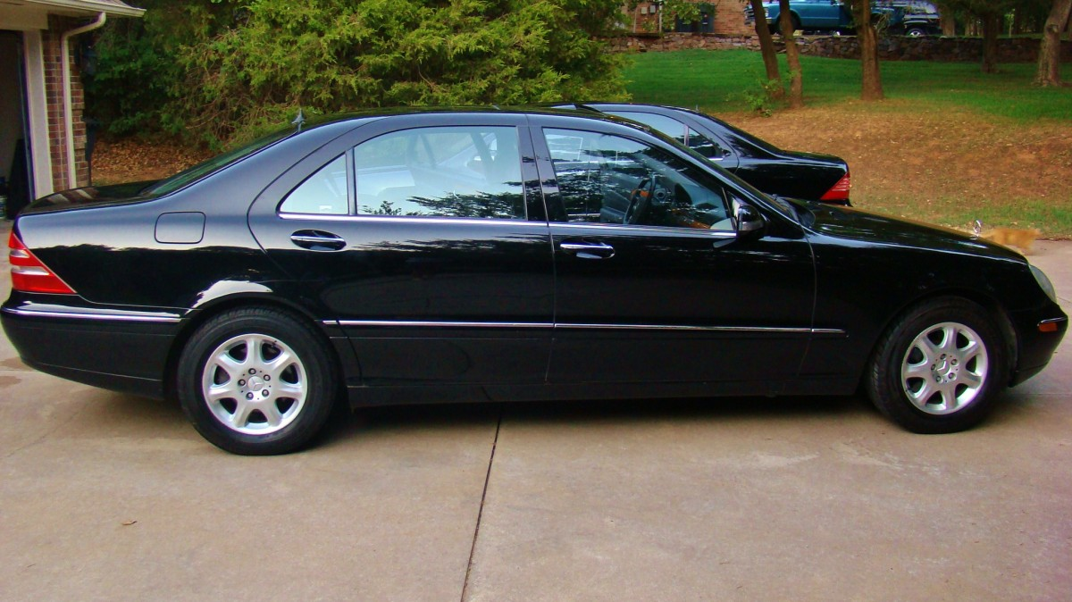 2001 Mercedes-Benz S430 - Aftermarket Garage