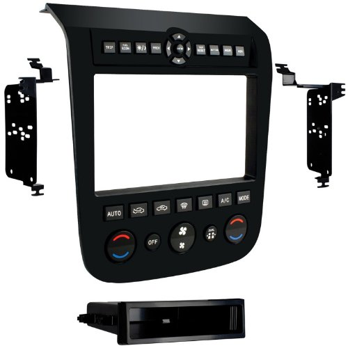 metra 99 7612b single double din stereo installation dash. Black Bedroom Furniture Sets. Home Design Ideas