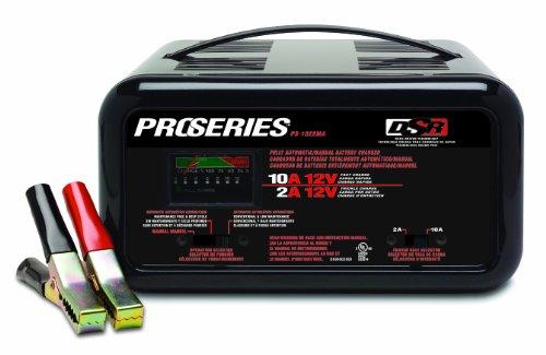 Schumacher Battery Charger Manual >> Schumacher PS-1022MA DSR ProSeries 2/10 Amp 12 Volt ...
