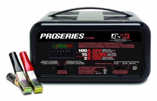 Schumacher Battery Charger Manual >> Schumacher PS-2100MA DSR ProSeries 2/15/100 Amp 6/12 Volt ...