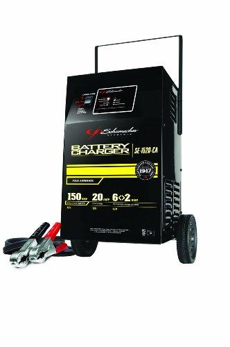 Schumacher Se 1520 Ca 12v 150 Amp Automatic Battery