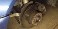 Replacing Front Brake Pads and Rotors on a BMW E39 5 Series