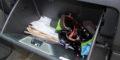 Replacing the cabin filter in a Honda Ridgeline